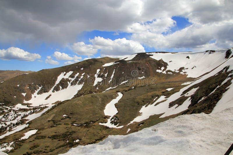 Skalistych gór park zdjęcie royalty free