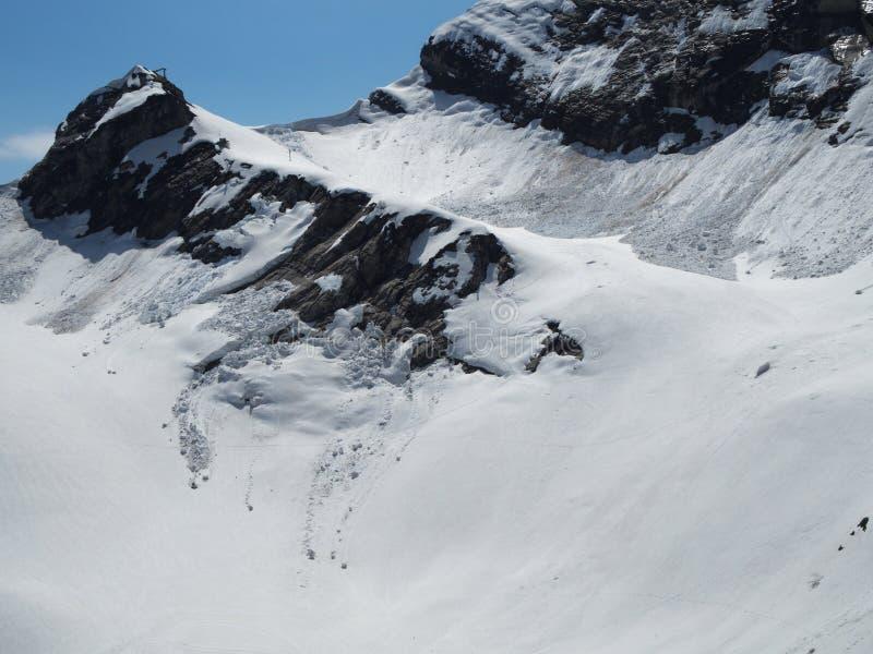 Skalistych g?r o?rodek narciarski Gorky Rosja Sochi 05 11 2019 zdjęcia royalty free