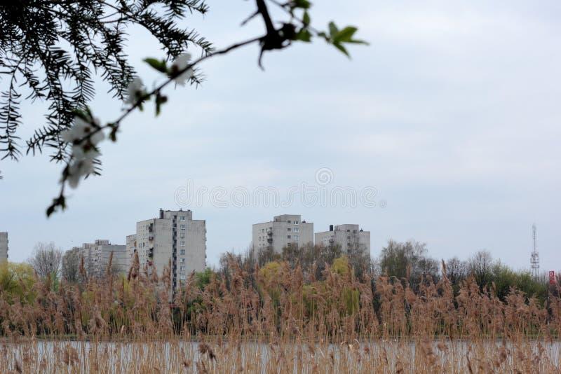 Skalka, Swietochlowice, Polonia imagenes de archivo