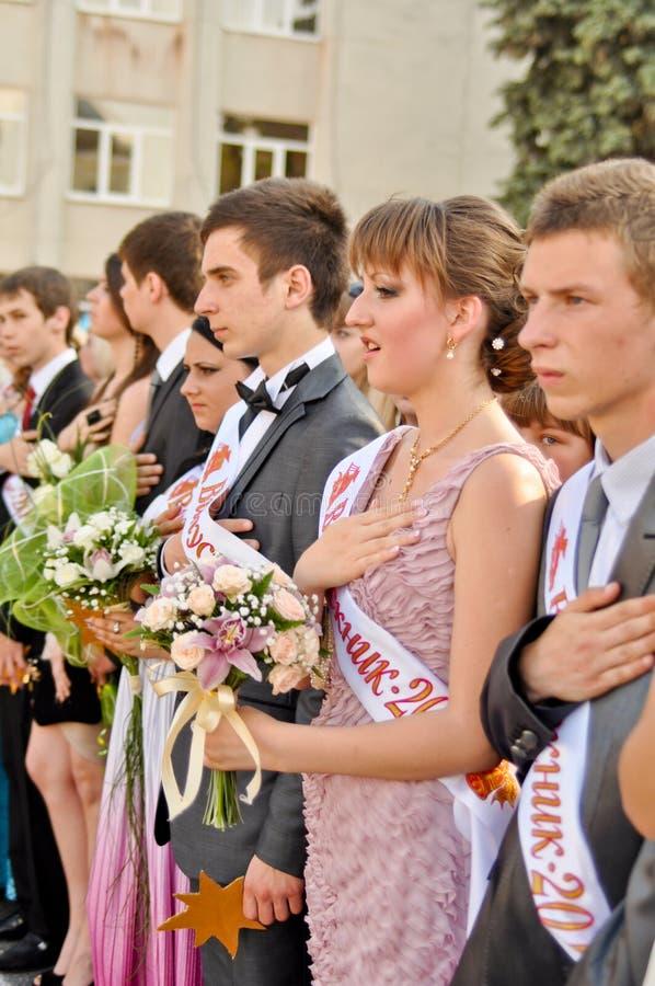 skalowanie balowa szkoła zdjęcie royalty free