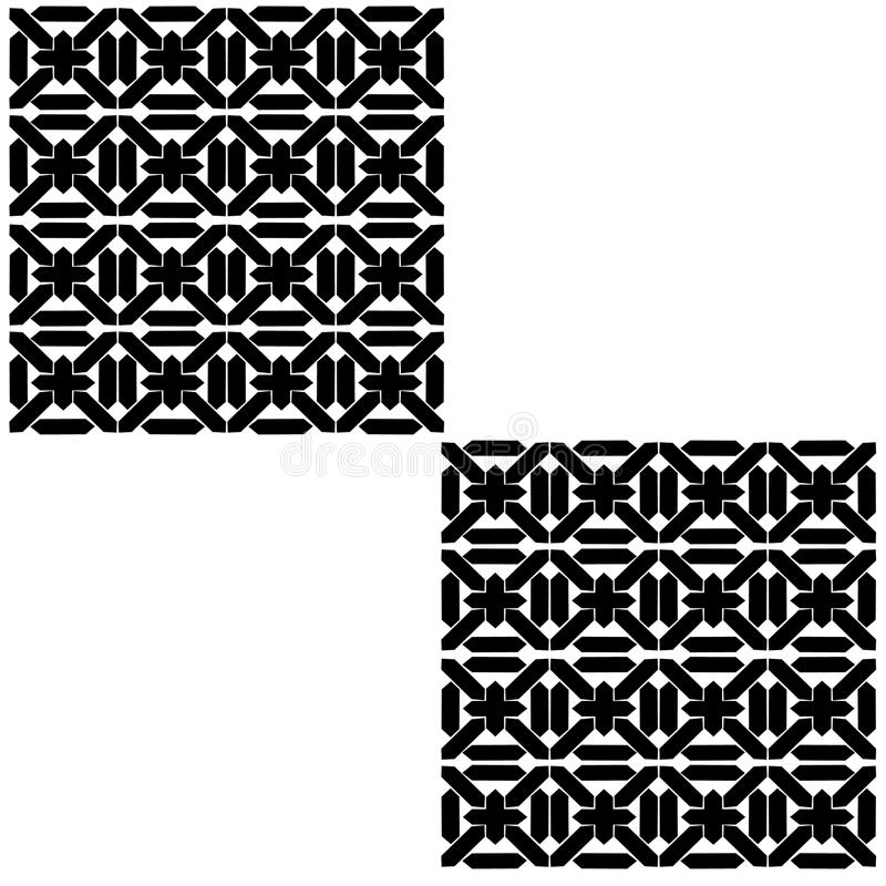 Skandinavisches Muster seampless vektor abbildung
