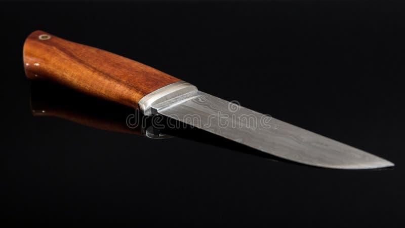 Skandinavisk kniv fotografering för bildbyråer