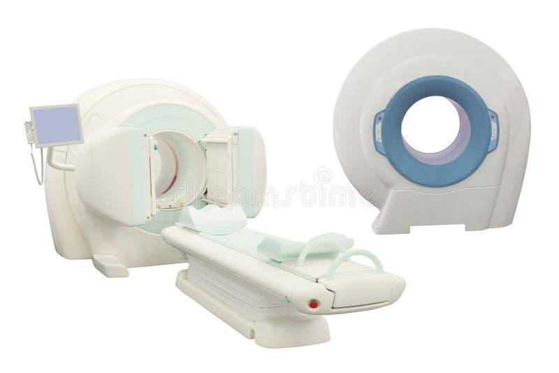 skaner tomograficzny komputerowy zdjęcia royalty free