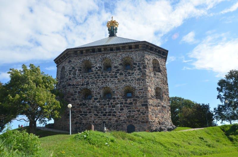 Skansen Kronan imágenes de archivo libres de regalías