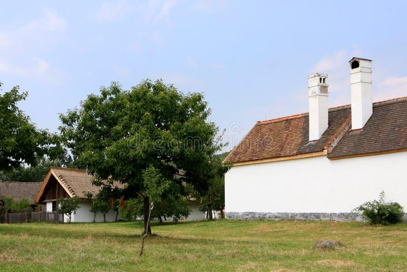 Skanzen, Hungary. Skanzen, Hungarian Open Air Museum in Szentendre royalty free stock photos