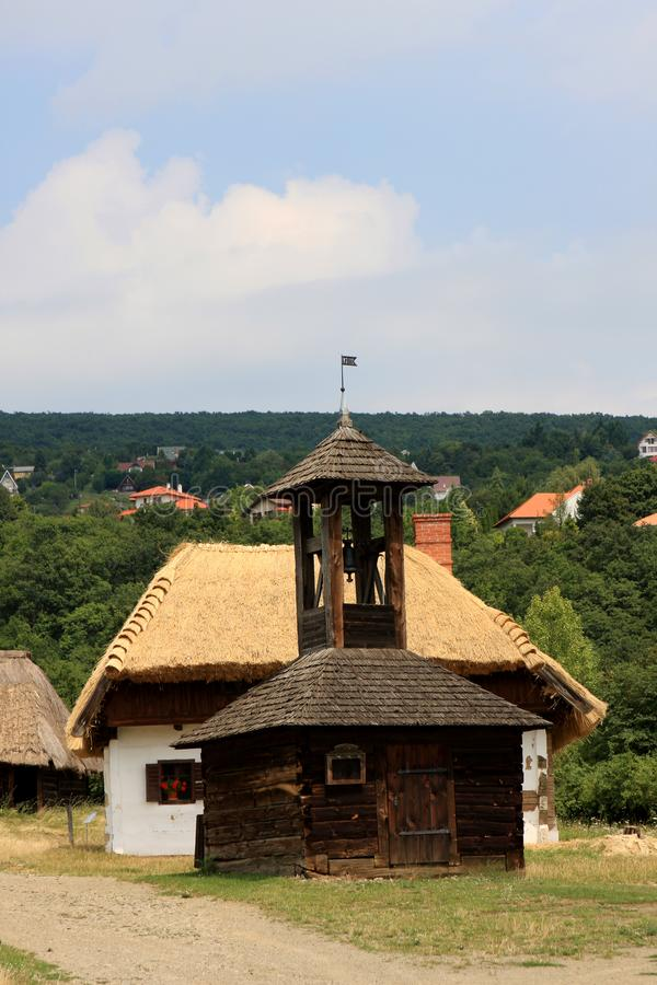 Download Skanzen, Hungary editorial stock image. Image of europe - 103485794