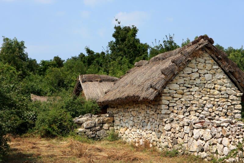Download Skanzen, Hungary stock image. Image of hungarian, home - 103486305