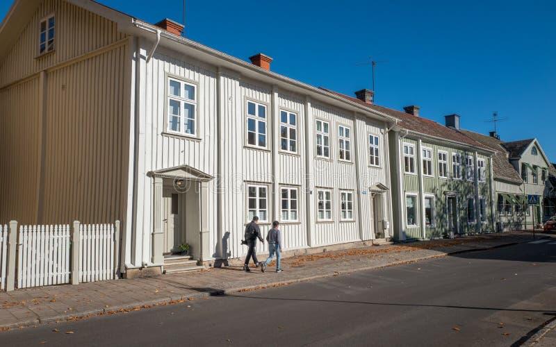 Skara, Швеция стоковые фото
