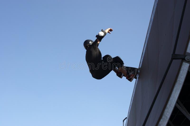 Skate Boarder royalty free stock photo