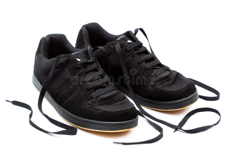 Skate shoes royalty free stock photos