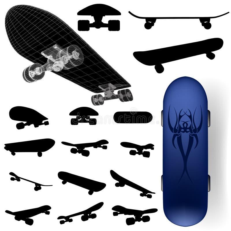 Free Skateboard Stock Images - 12578584
