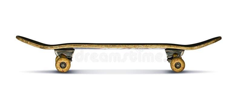 Skateboard lizenzfreie stockfotos