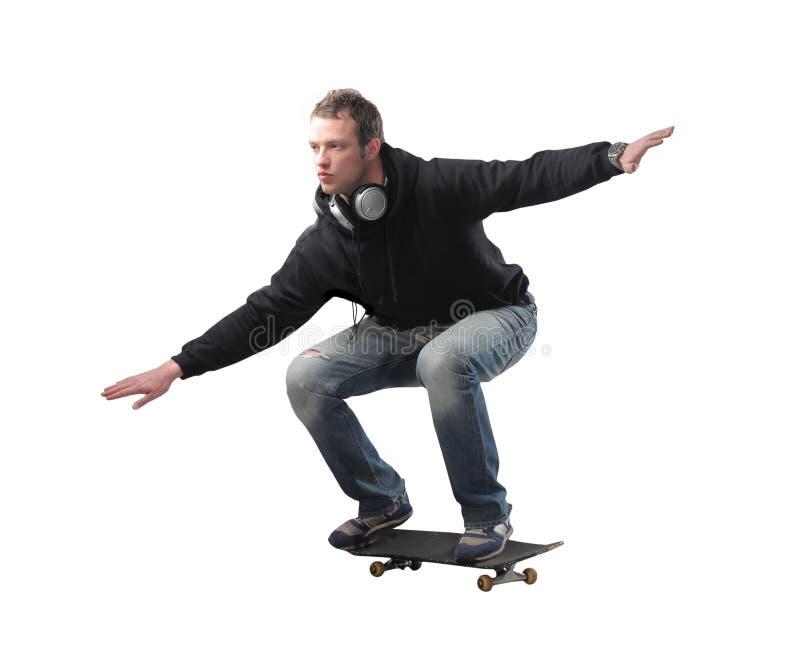skateboard arkivfoto