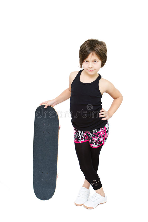 Skateboard royalty free stock photos