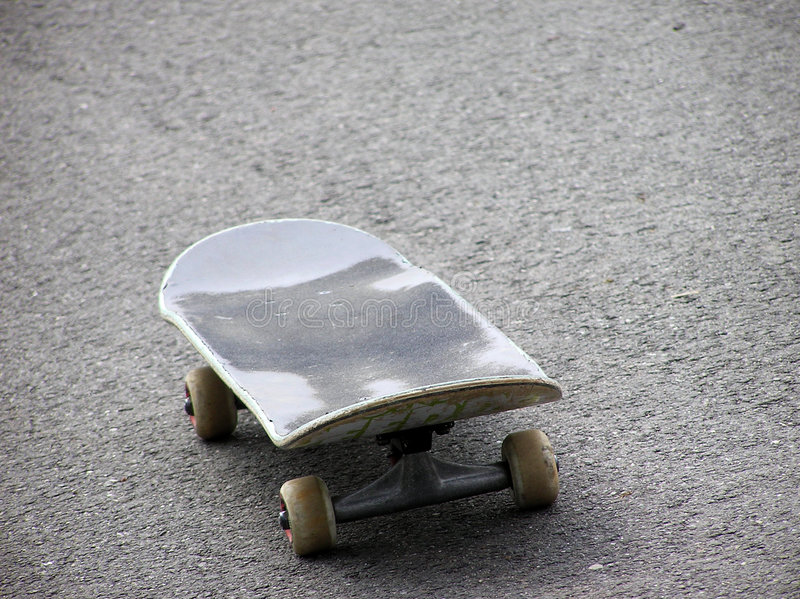 skateboard royaltyfri fotografi