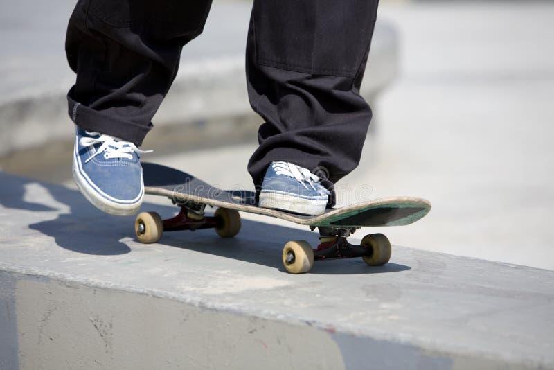 Skateboard 3 royalty-vrije stock foto's