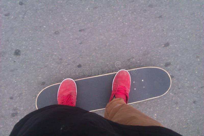 skateboard fotografia de stock royalty free