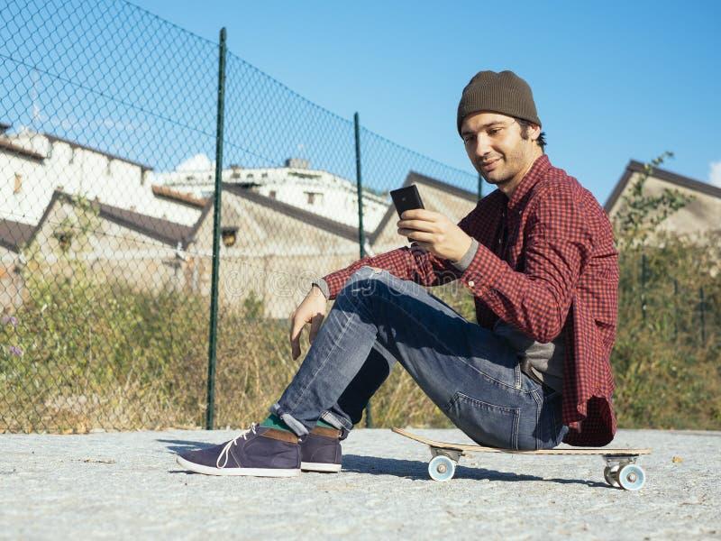 Skateboard arkivfoton