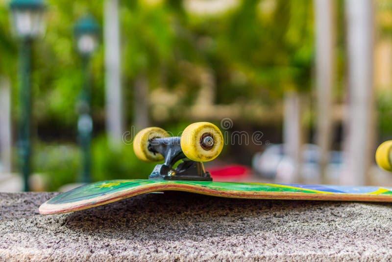 skateboard fotografie stock libere da diritti