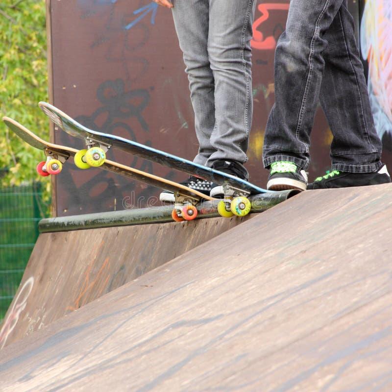 Skateboard lizenzfreie stockfotografie