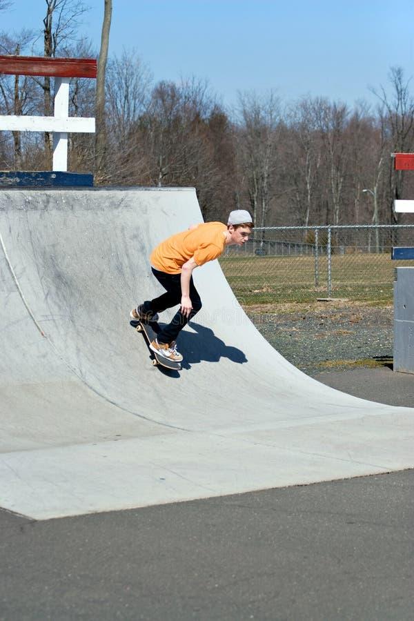 Download Skateboard Ramp stock image. Image of culture, halfpipe - 12620445