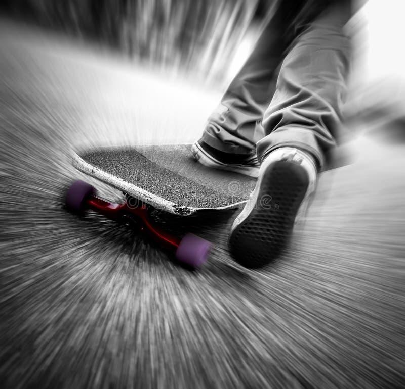 skateboarder fotos de archivo