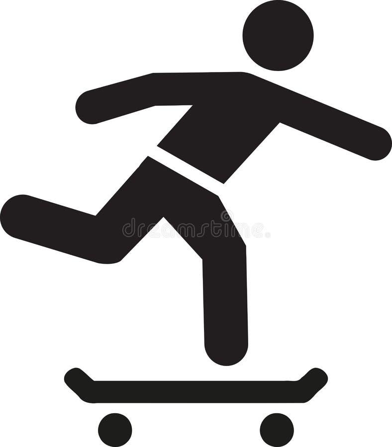 Free Skateboarder Icon Royalty Free Stock Photo - 106169355