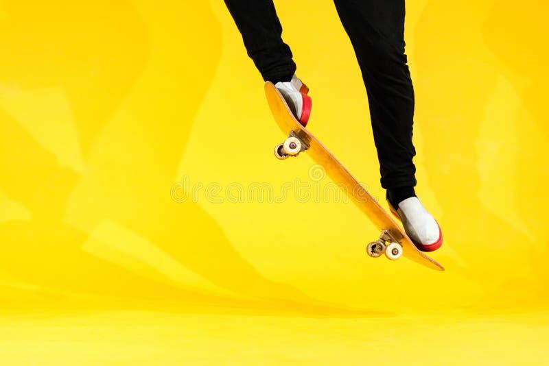 Skateboard Competition jumper
