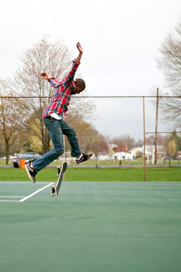 Download Skateboarder Performing Tricks Stock Image - Image of board, people: 20705459