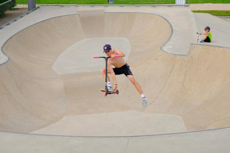 Skateboarder, Skateboarding, Skateboard, Skateboarding Equipment And Supplies royalty free stock photos