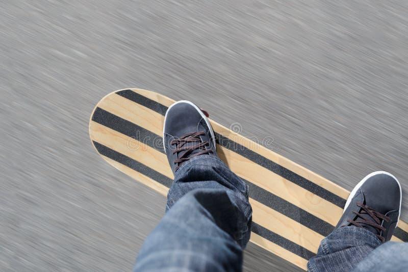 skateboarding fotos de archivo