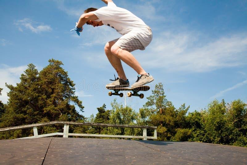 skateboarding стоковые фотографии rf