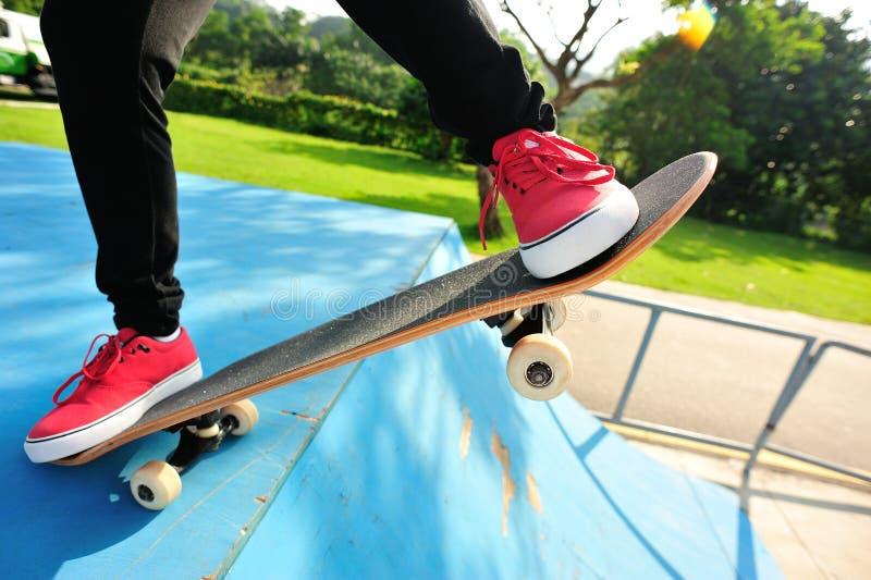 skateboarding immagini stock libere da diritti