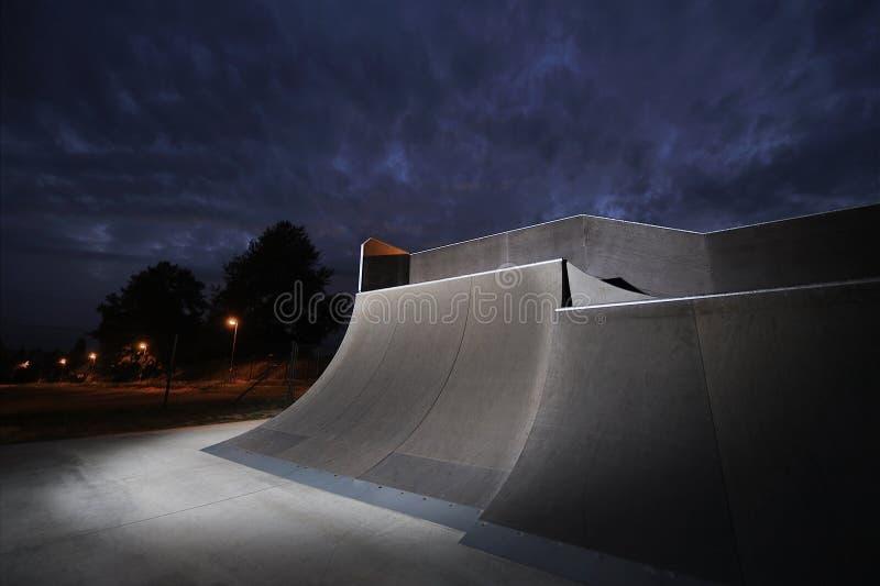 Skatepark stock foto's