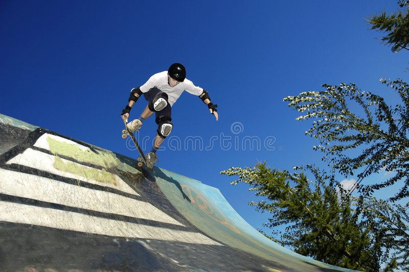 Skater fotos de stock royalty free