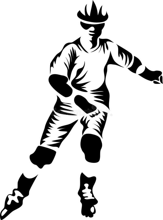 skater vector illustratie