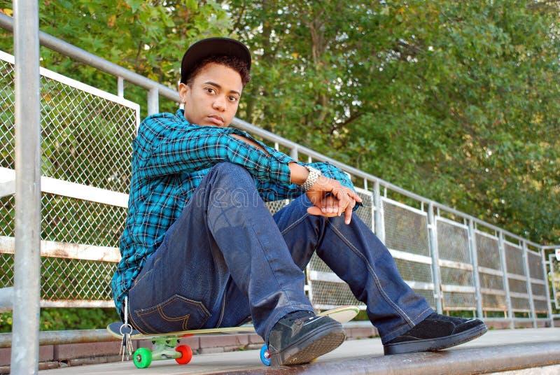 Skater 6 Stock Photography