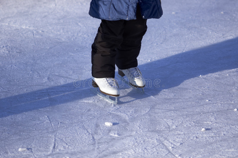Download Skater-girl stock photo. Image of rink, health, diversion - 517504