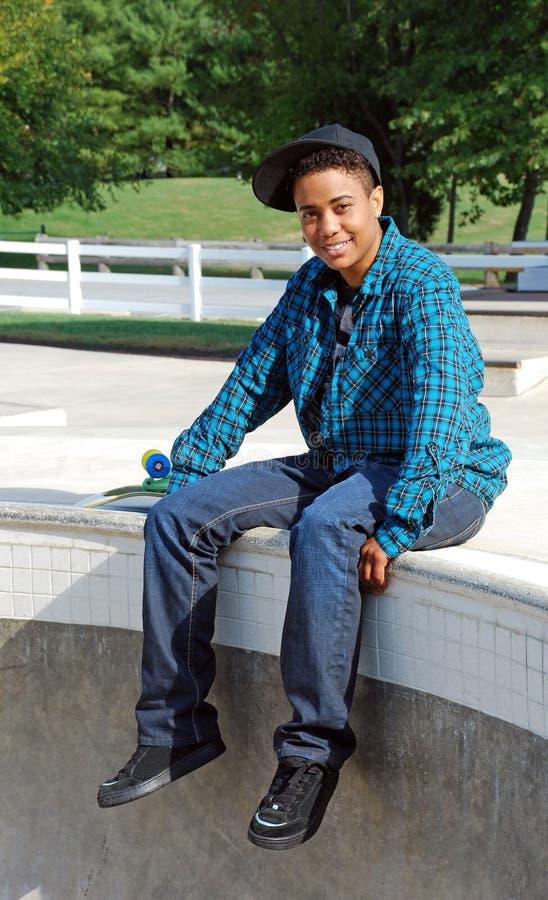 Download Skater At The Skate Park Stock Images - Image: 16829184