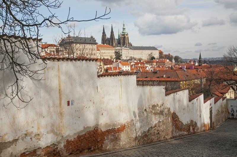 Skatter av Prague royaltyfri bild