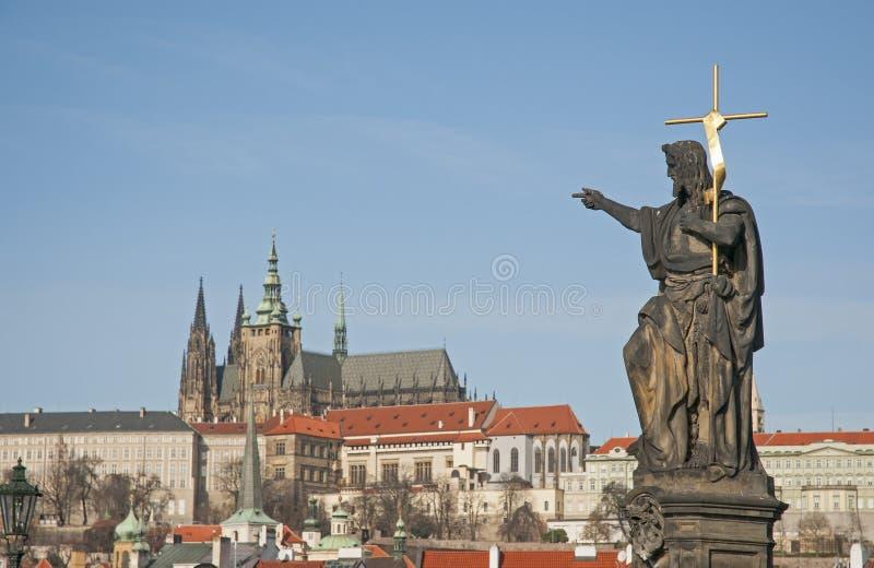 Skatter av Prague arkivfoto