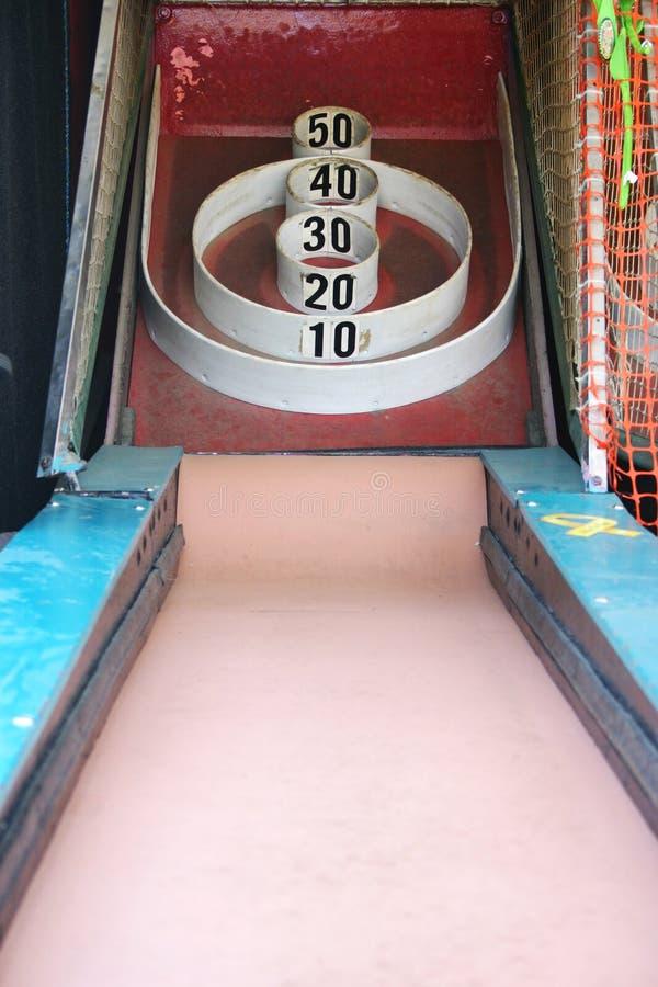 Download Skeeball Carnival Arcade Game Stock Photo - Image: 1804662