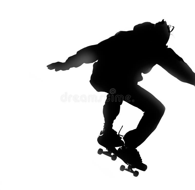 skejter fotografia stock