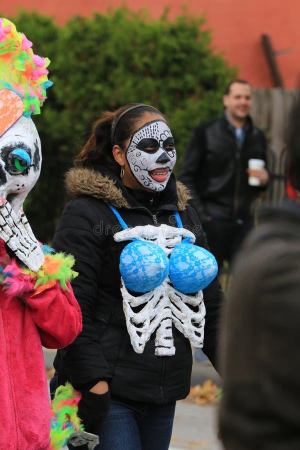 Download Skeleton costume editorial image. Image of deceased celebrate - 50671045  sc 1 st  Dreamstime.com & Skeleton costume editorial image. Image of deceased celebrate ...