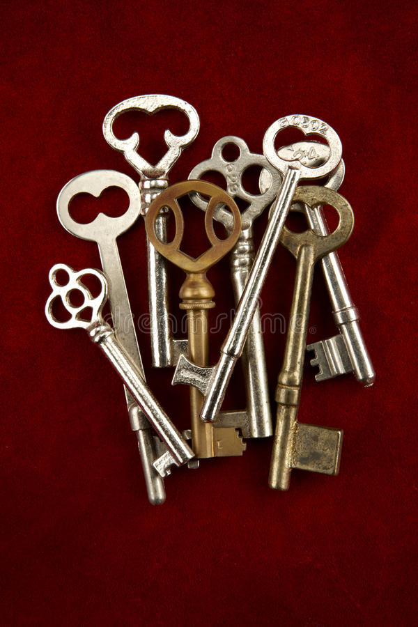Download Skeleton Keys Stock Images - Image: 14428024
