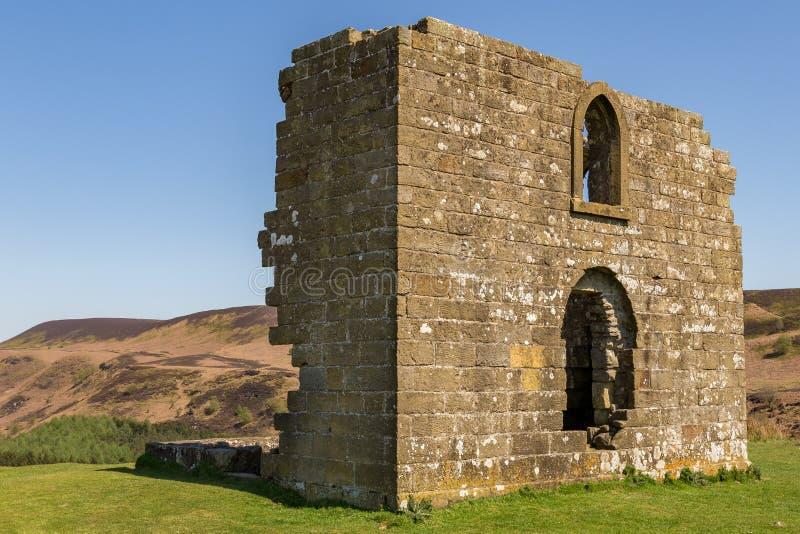 Skelton Tower, North Yorkshire, Regno Unito fotografie stock