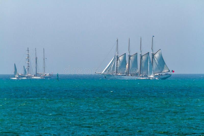Skepp Santa Maria Manuela arkivfoto