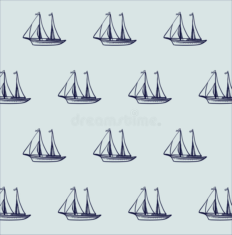 Skeppfartygmodell royaltyfria foton