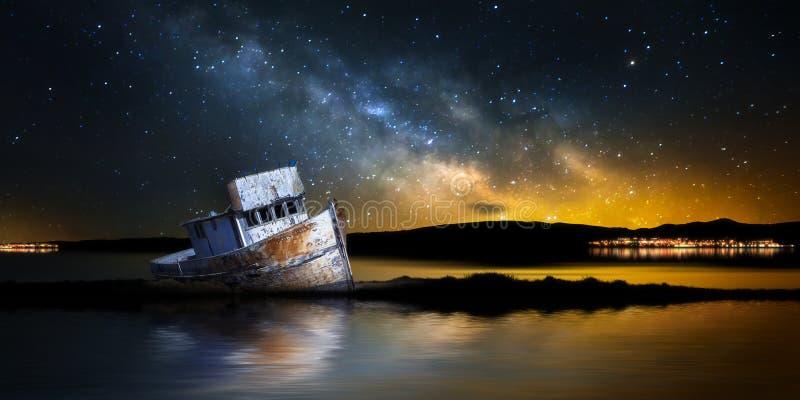 Skepphaveri fotografering för bildbyråer
