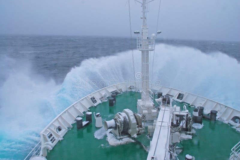 Skepppilbåge Royaltyfri Bild